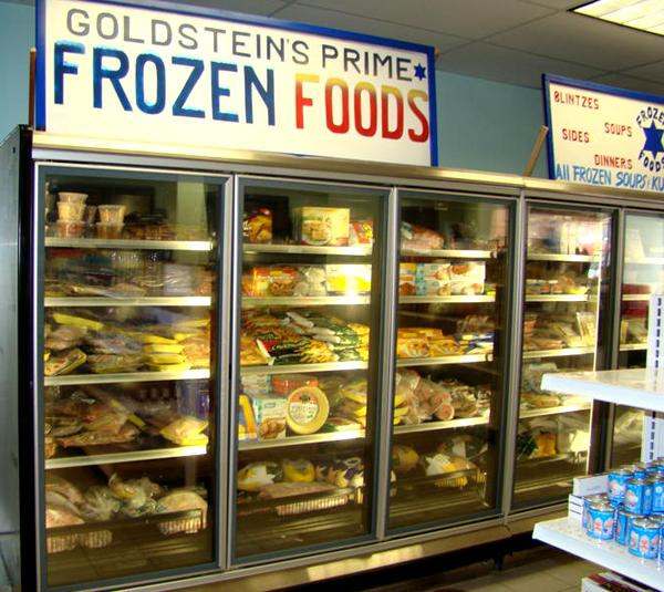 Frozen Goods